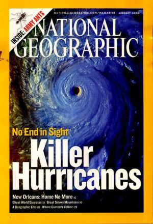 National Geographic August 2006-0
