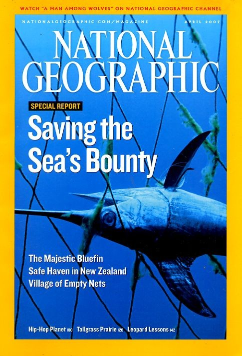 National Geographic April 2007-0
