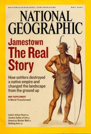 National Geographic May 2007-0