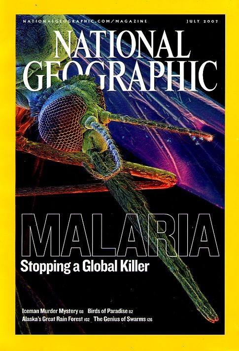 National Geographic July 2007-0