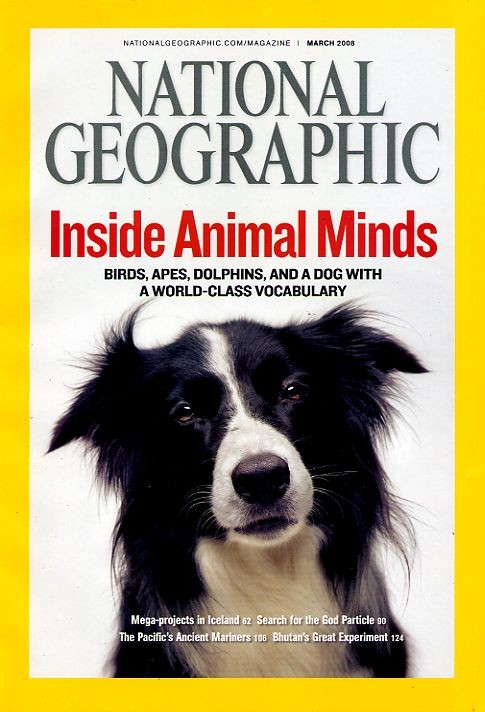National Geographic March 2008-0