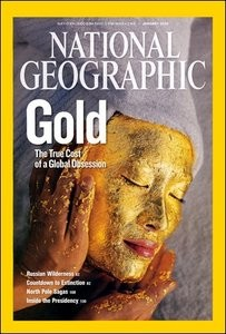 National Geographic January 2009-0