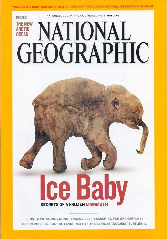 National Geographic May 2009-0