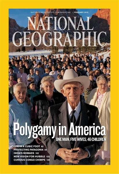 National Geographic February 2010-0