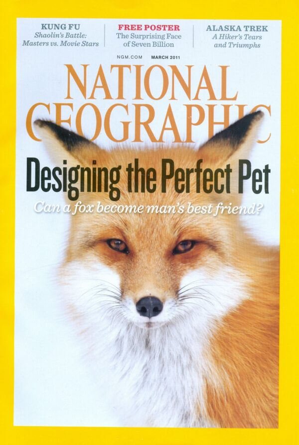 National Geographic March 2011-0