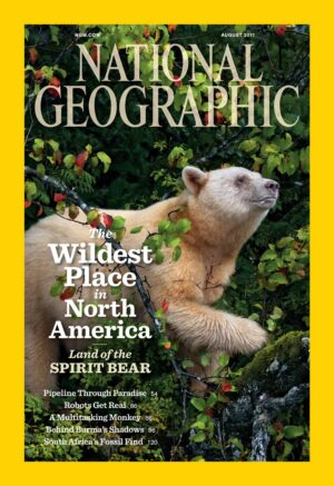 National Geographic August 2011-0