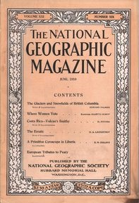 National Geographic June 1910-0