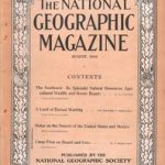 National Geographic August 1910-0