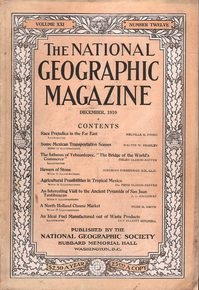 National Geographic December 1910-0