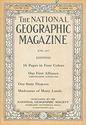National Geographic June 1917-0
