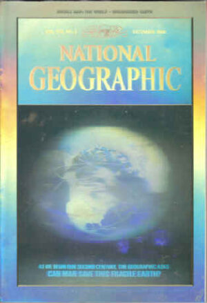 National Geographic December 1988-0