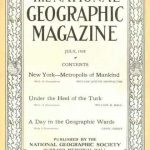 National Geographic July 1918-0