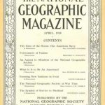 National Geographic April 1918-0