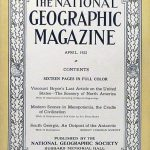 National Geographic April 1922-0