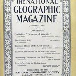 National Geographic January 1921-0