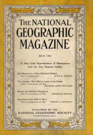 National Geographic July 1940-0