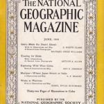 National Geographic June 1944-0