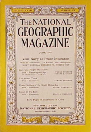 National Geographic June 1946-0
