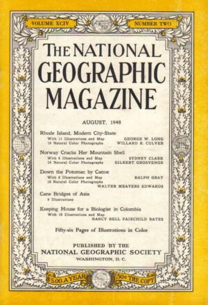 National Geographic August 1948-0