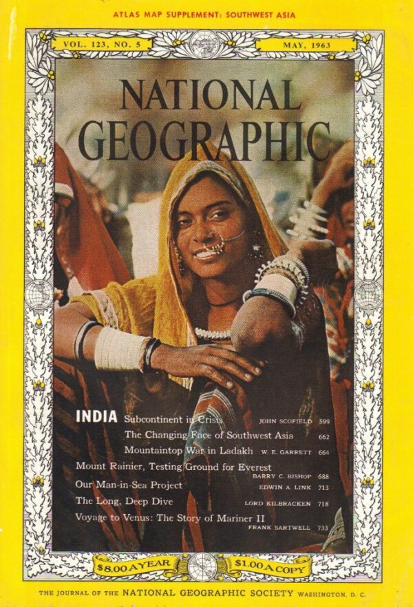National Geographic May 1963-0
