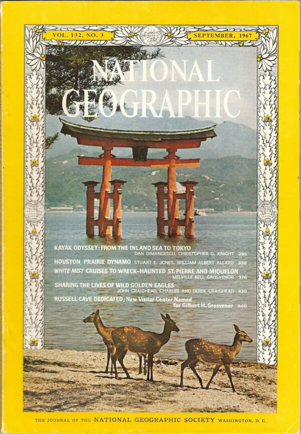 National Geographic September 1967-0