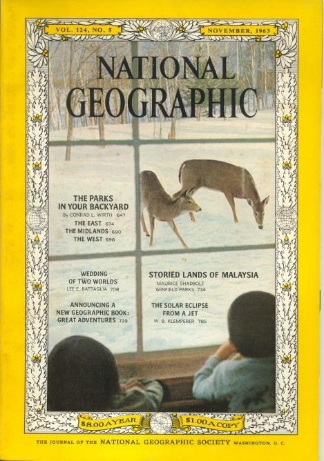 National Geographic November 1963-0