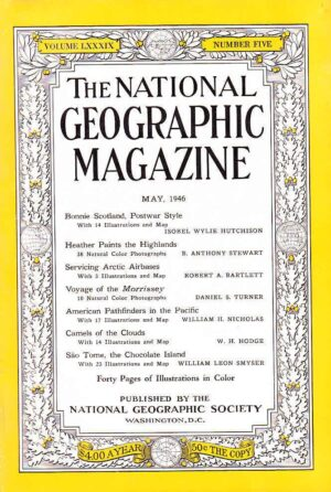 National Geographic May 1946-0
