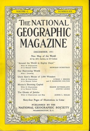 National Geographic December 1951-0