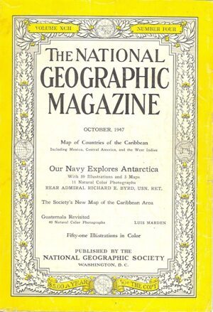 National Geographic October 1947-0