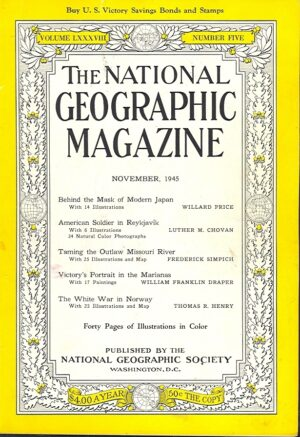 National Geographic November 1945-0