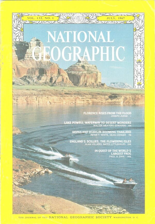 National Geographic July 1967-0