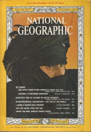 National Geographic November 1965-0