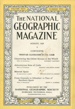 National Geographic August 1924-0