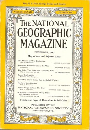 National Geographic December 1942-0
