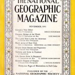 National Geographic November 1941-0