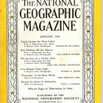 National Geographic January 1948-0
