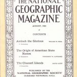 National Geographic August 1920-0