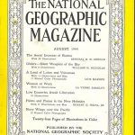 National Geographic August 1944-0
