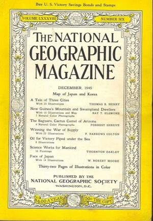 National Geographic December 1945-0