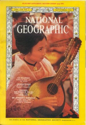 National Geographic September 1966-0