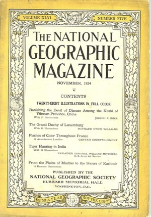 National Geographic November 1924-0