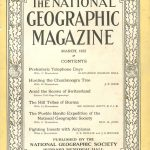 National Geographic March 1922-0