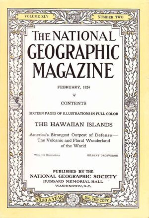 National Geographic February 1924-0