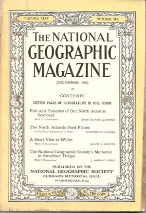 National Geographic December 1923-0