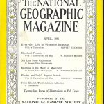 National Geographic April 1941-0