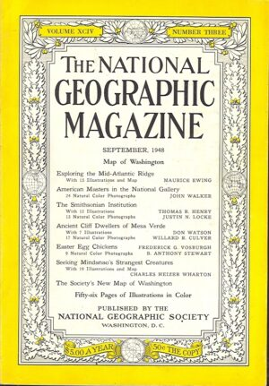 National Geographic September 1948-0