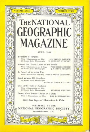 National Geographic April 1948-0