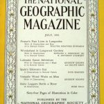 National Geographic July 1951-0
