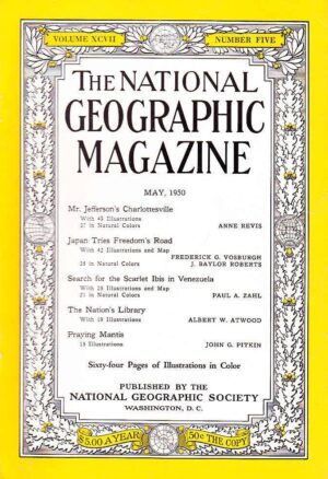 National Geographic May 1950-0