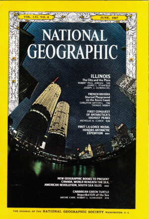 National Geographic June 1967-0